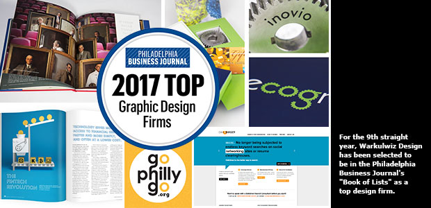 WDA named in 2017 Philadelphia Business Journal's Book of Lists
