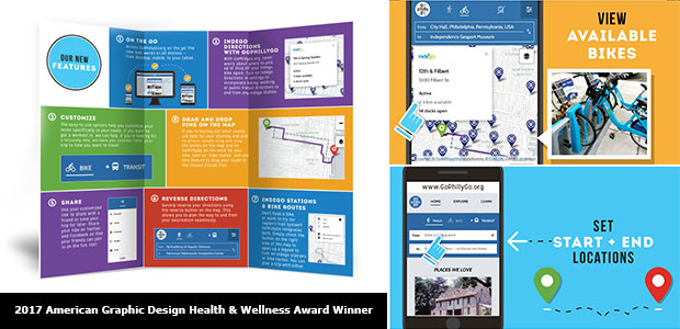 GoPhillyGo.org nabs another GD USA Health and Wellness Award