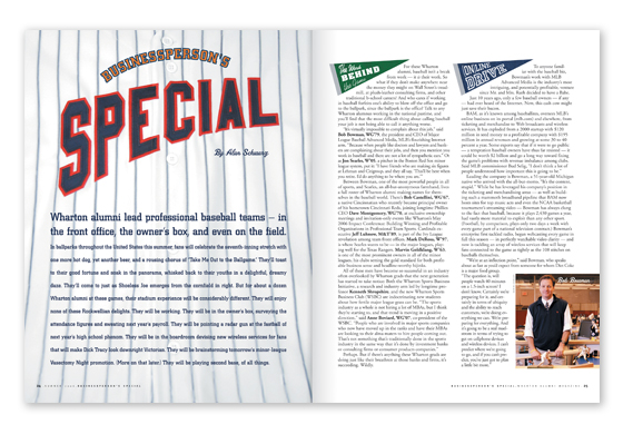 Featured Article - Businessperson's Special