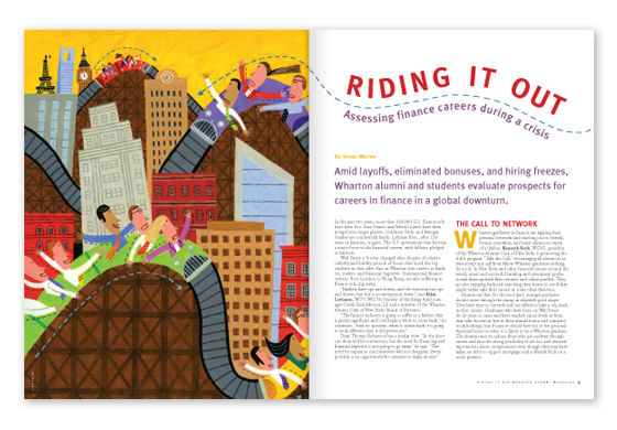 Featured Article - Riding It Out