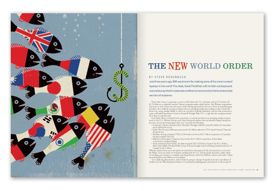 Featured Article - The New World Order