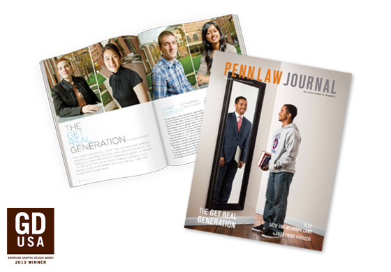 2013 Winner: Penn Law Journal Fall '12